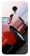 Чехол для Meizu M5 Note (Машина)
