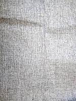 Ткань Рогожка Темно-серая