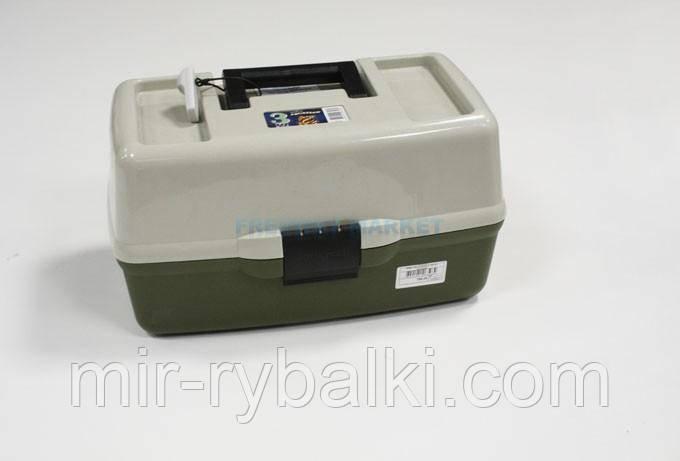 Ящик Aquatech 3 Полки непрозрачная крышка