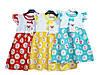 Платье детское трикотажное.отменное качество Рост 92, 98, 104, 110, 116. PPL 763