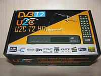 U2C T2 Internet цифровой эфирный DVB-T2 ресивер (тюнер Т2)