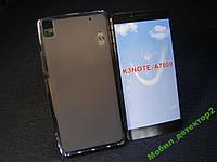 Чехол бампер силиконовый Lenovo A7000 K3 Note