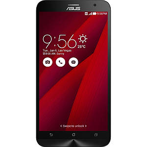 Смартфон ORIGINAL Asus ZenFone 2 (4Gb+16Gb) (Red) Гарантия 1 Год!