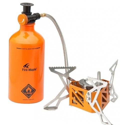 Жидкотопливная горелка Fire Maple FMS F3