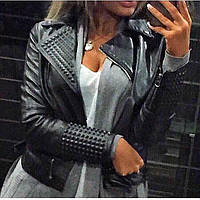Куртка ZARA с шипами