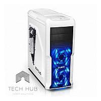 TechHub Station Maxima #1 2x 2011-3 процессор Intel Xeon E5-2660v3/64GB/120SSD/GTX210/Chieftec 750W