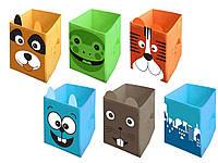 """Ящик для игрушек, """"Город"""", 30*30*45см, 472017"""