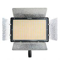 LED осветитель Yongnuo YN1200 3200-5500K (постоянный свет) с сетевым адаптером
