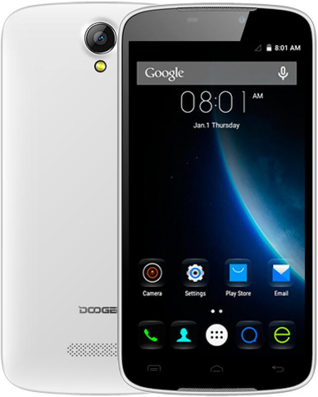 Смартфон Doogee X6 (White) Гарантия 1 Год!
