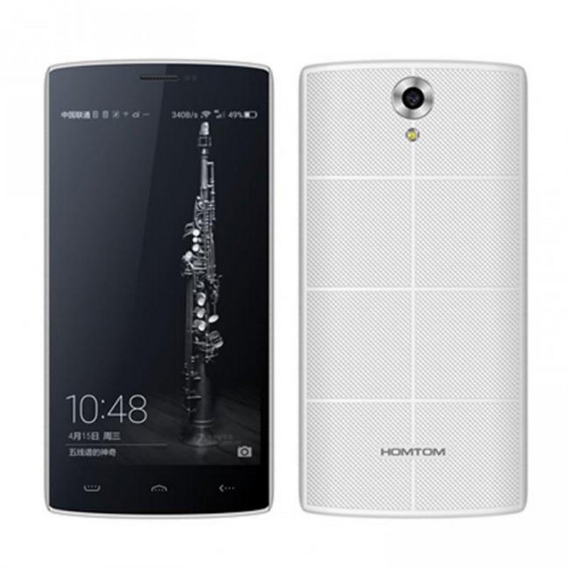 Смартфон Doogee HomTom HT7 (white) 1Gb/8Gb Гарантия 1 Год!