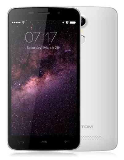 Смартфон Doogee HomTom HT17 Pro White (4 ядра 1,1 GHz, 2Gb/16Gb) Гарантия 1 Год!