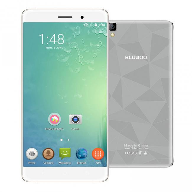 Смартфон Bluboo Maya (Grey) 2Gb/16Gb Гарантия 1 Год!
