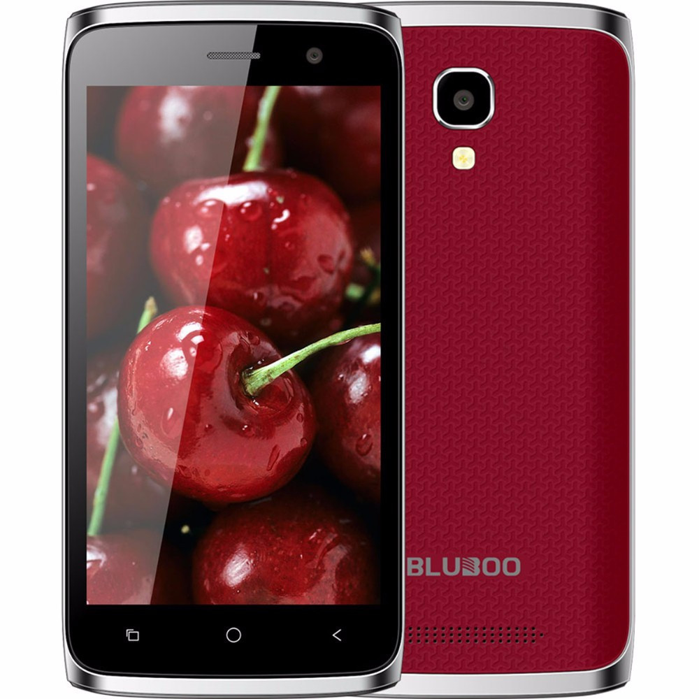 Смартфон ORIGINAL Bluboo Mini (1Gb/8Gb) Red Гарантия 1 Год!