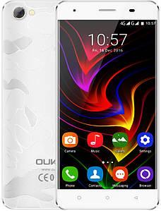 Смартфон ORIGINAL Oukitel C5 Pro White (4Х1.3Ghz; 2Gb/16Gb)
