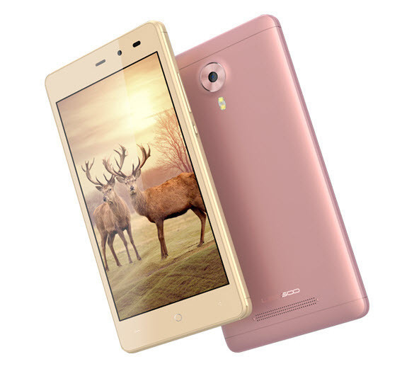 Смартфон ORIGINAL LEAGOO Z5 Rose Gold Гарантия 1 Год!