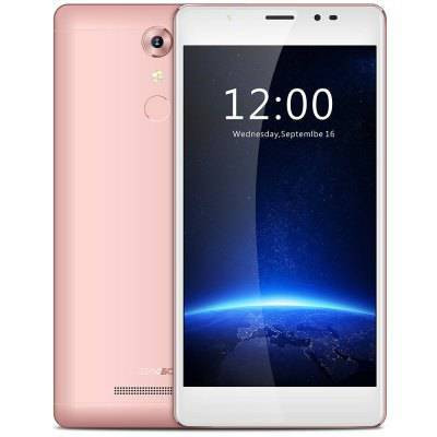 Смартфон ORIGINAL  LEAGOO T1 (Rose Gold, 2Gb/16Gb) Гарантия 1 Год!