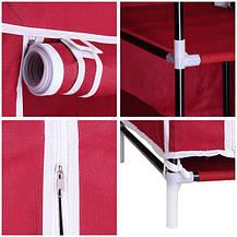 Тканевой шкаф для одежды HCX Storage Wardrobe №88130, фото 3
