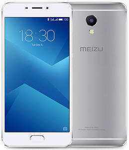 Смартфон ORIGINAL Meizu M5 NOTE Silver (8X1.8Ghz/3Gb/16Gb/4000mAh)