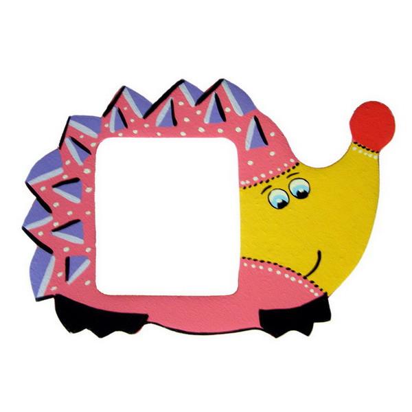 Детская фоторамка «Ежик», Funny Animals