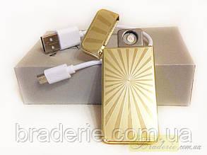 Зажигалка подарочная USB 4796C, фото 2