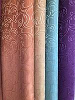 Яркие шторы веллюр оптом 9200