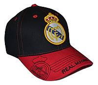 Бейсболка (Кепка) футбольная FC  Real Madrid