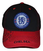 Бейсболка (Кепка) футбольная FC Chelsea