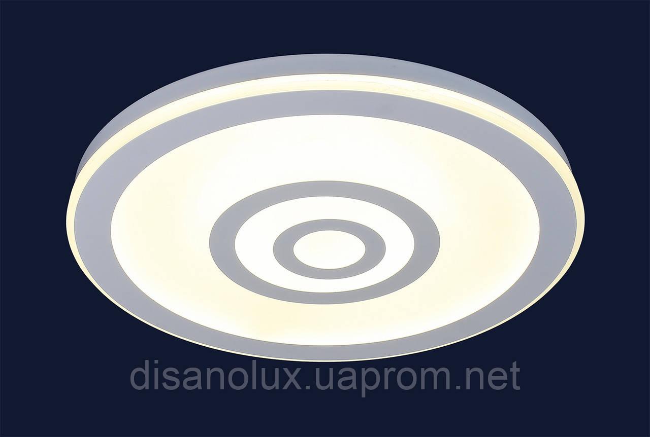 Светильник  светодиодный 7631013-1 LED 36+36W (500)
