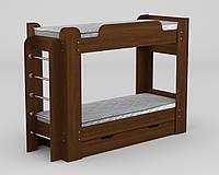 """Кровать двухъярусная """"Твикс"""""""