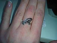 Кольцо из серебра 925 пробы.Кольцо серебряное.