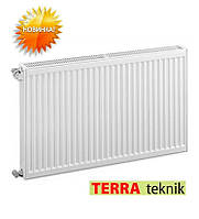Радиатор стальной 22 тип бок 300x400 TERRA TEKNIK Турция