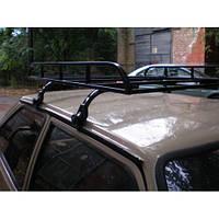 Корзина на крышу ВАЗ 2101-2107 1000*1000мм (цельная)