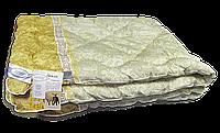 Одеяло шерстяное облегченное 140x205см, овечья шерсть 100%, Leleka-Textile, 1155_leleka_c7
