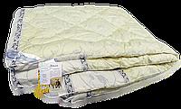 Одеяло шерстяное облегченное 140x205см, овечья шерсть 100%, Leleka-Textile, 1155_leleka_c5