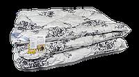 Одеяло шерстяное облегченное 200x220см, овечья шерсть 100%, Leleka-Textile, 1165_leleka_c6