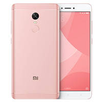 Смартфон ORIGINAL Xiaomi Redmi Note 4X Pink (8X2.0Ghz; 3GB/32GB; 4100 mAh)
