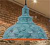 Винтажный подвесной светильник (люстра) P92230G