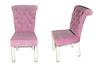 Стильный стул №1. Цвет в ассортименте. (50х70х109 см)