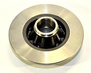 Тормозной диск задний 280mm. на Renault Trafic II 2001->14 —  Fremax (Бразилия) - BD-6846