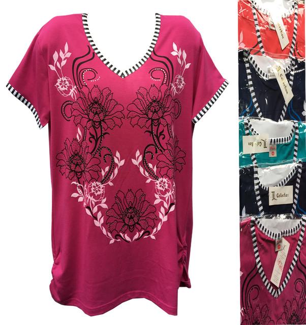 Жіночі футболки, майки оптом