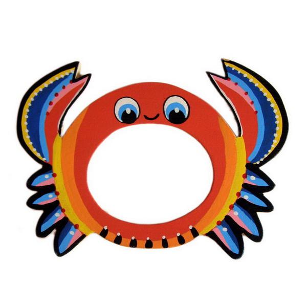 Детская фоторамка «Краб», Funny Animals