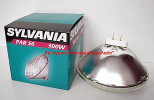 Лампа галогенная SYLVANIA PAR56 240V 300W NSP Gx16d