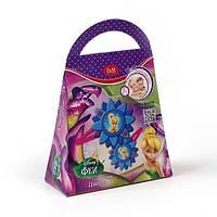 Набор для изготовления заколок Цветы Феи, Daughter and Mom, 53715