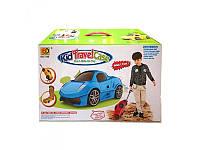 Чемодан-машина детский, на колесах, MK1212