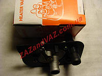 Кран отопителя печки ВАЗ 2108-21099 Avrora Аврора Польша HV-LA2108