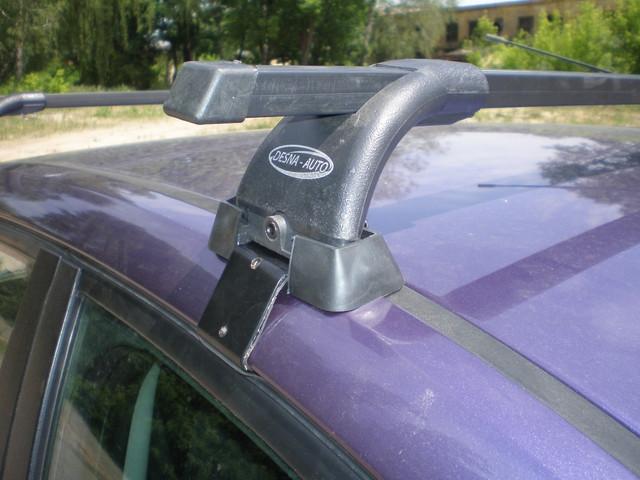 Поперечины УАЗ Патриот 2005- на гладкую крышу 6