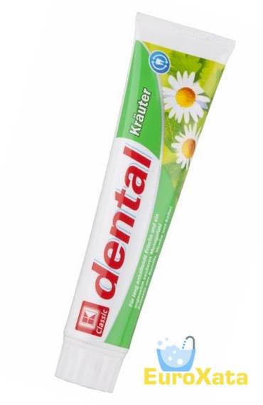 Зубная паста K-Classic Dental Kräuter