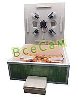 Инкубатор автоматический «Курочка Ряба» ИБ-130Ц с вентилятором, фото 1