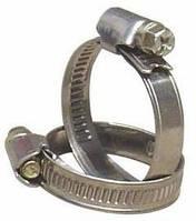 Хомут червячный W1 40-60 мм 10 шт