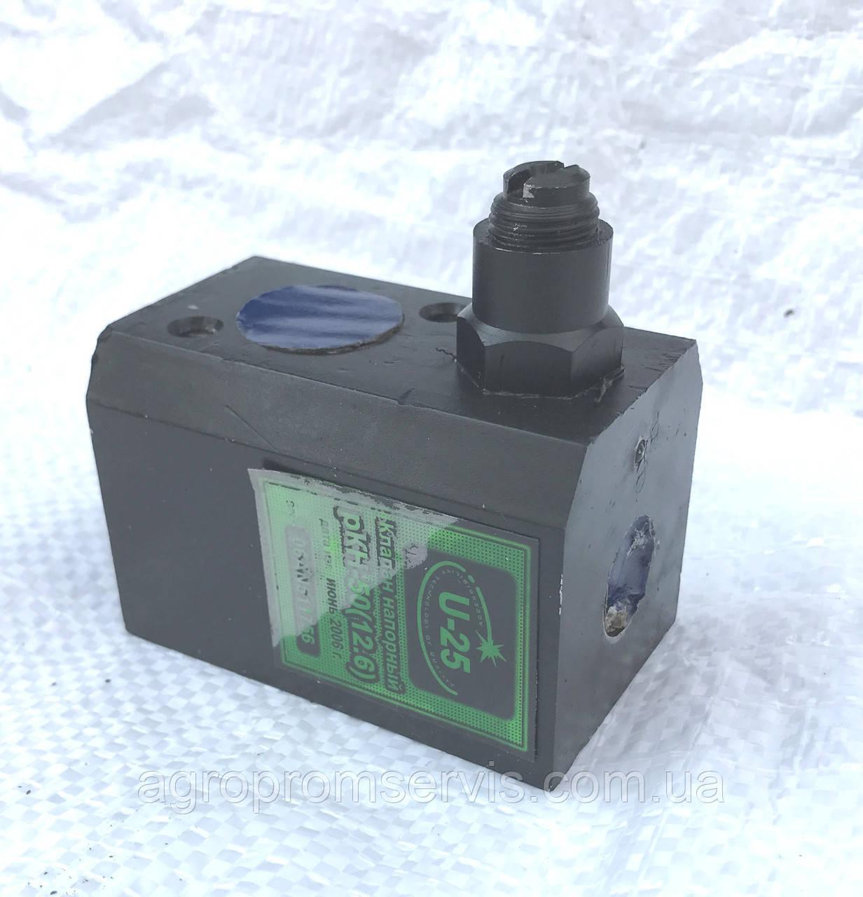Клапан напорный КН 50. ДОН-1500 механический (108.00.000В)